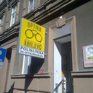 Optika Kraljević – Poliklinika za oftalmologiju , Zagreb