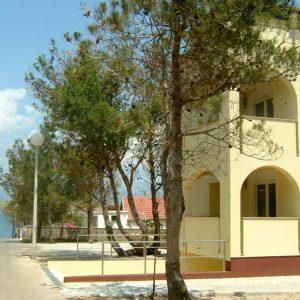 Villa Maria, otok Vir