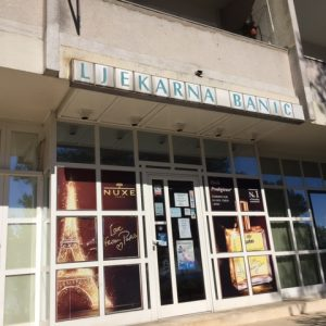 Ljekarna Neda Banić, Rijeka