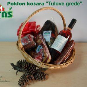 Dalmatinski pršut MATAŠ – Pršutane Jasenice d.o.o., Zagreb