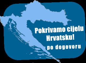 ASES-hitne usluge, Zagreb