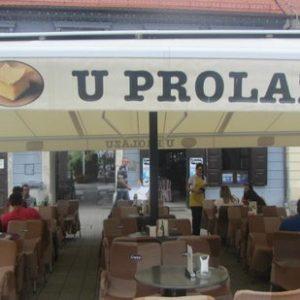 Slastičarnica U PROLAZU, Samobor