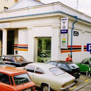 Automehanika servisi d.d. , Zagreb