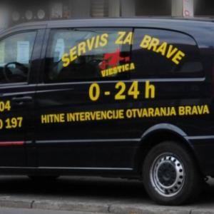 Servis za brave Vještica, Zagreb