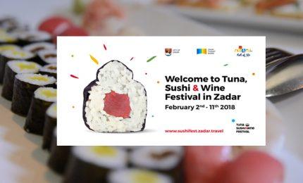Tuna,Sushi & Wine